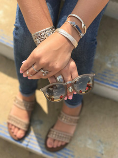 Sunglasses and Jewelry