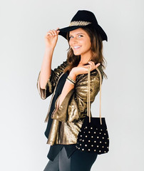 Purse, Hat and Jacket