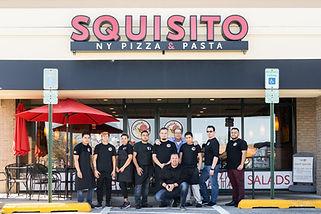 Squisito Pizza and Pasta Team & Staff