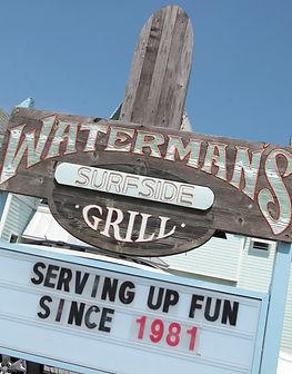 Waterman's Maquee