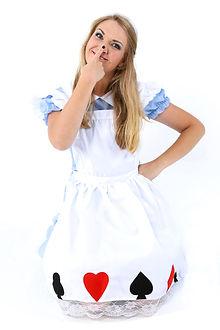 Alice In Wonderland Party Entertainer