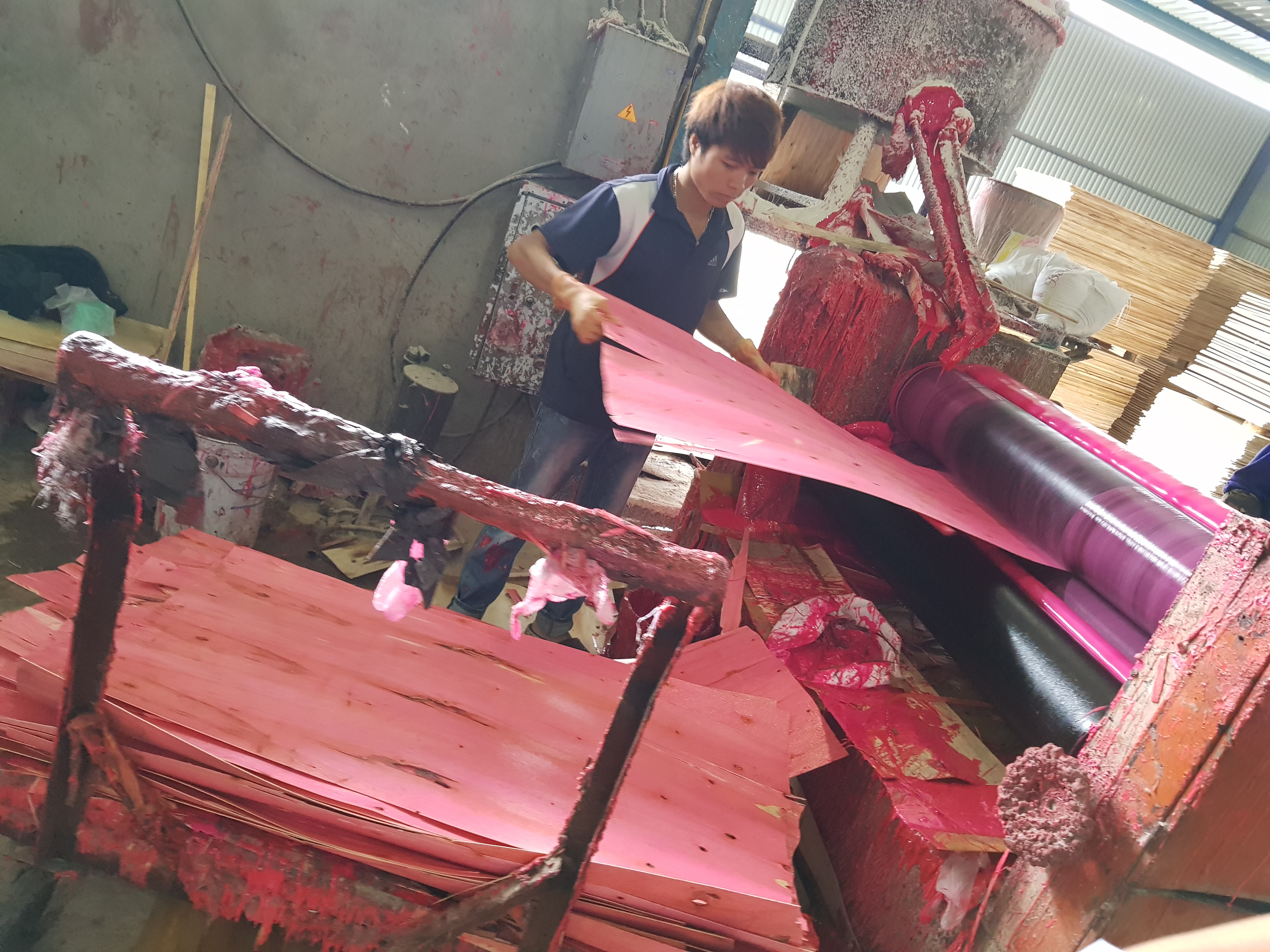 Processing Raw Materials