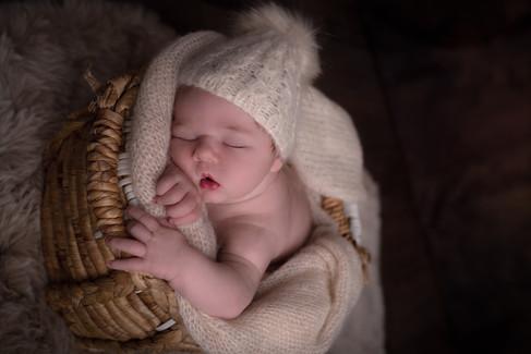 Photographe de bébé à la naissance