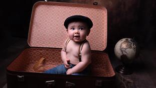 Photographie Bébé 6-9 mois