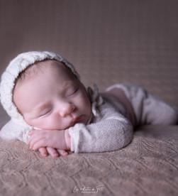Une séance naissance à 4 mains