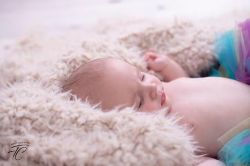 Photographie bébé 3 mois Langres