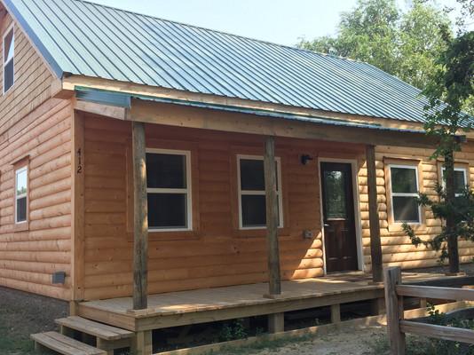 Home # 1 2018 Built 3 bedroom/1bath home