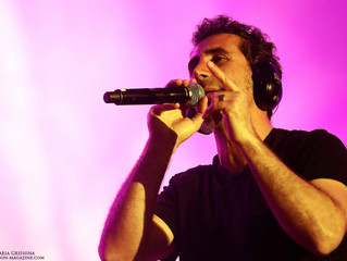 System of a Down in Moscow