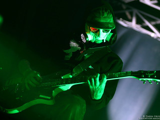 Hollywood Undead in Moscow Ray Just Arena