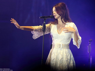 Lana Del Rey в Москве