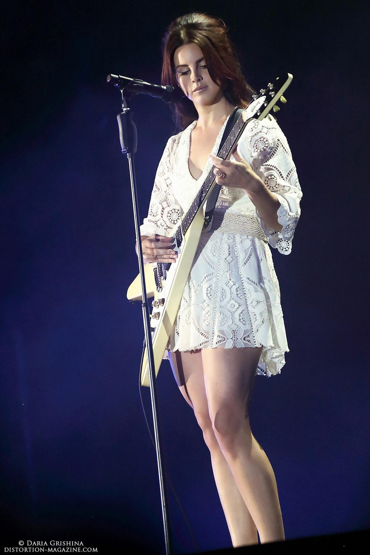 photo Lana Del Rey Park Live