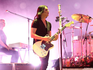Placebo at Green Theatre