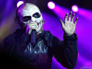 Slipknot in Moscow Olympic Stadium