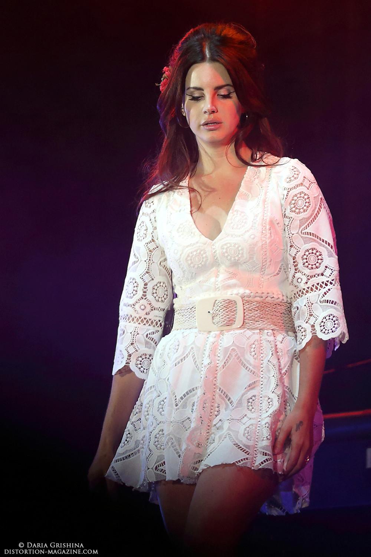 Lana Del Rey Park Live