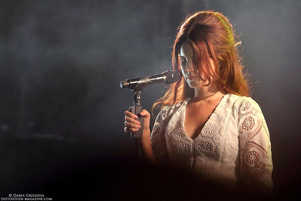 Lana Del Rey Park Live photo