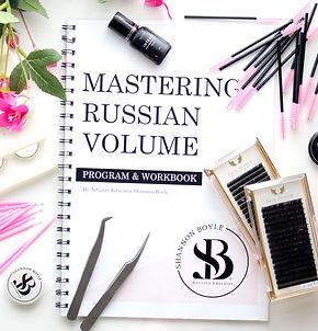 Shannon Boyle Eyelash Artist & Artistry Educator. Russian/Volume Eyelash Extension Course Belfast, Northern Ireland.