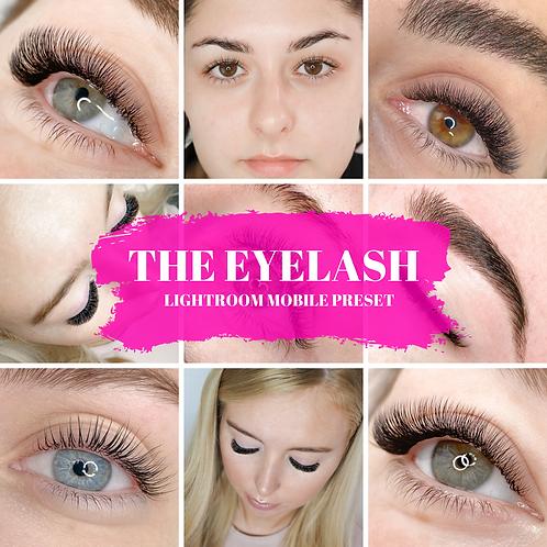 The Eyelash Preset