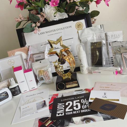 Shannon Boyle Award Winning Eyelash Artist & Artistry Educator Belfast, Northern Ireland.