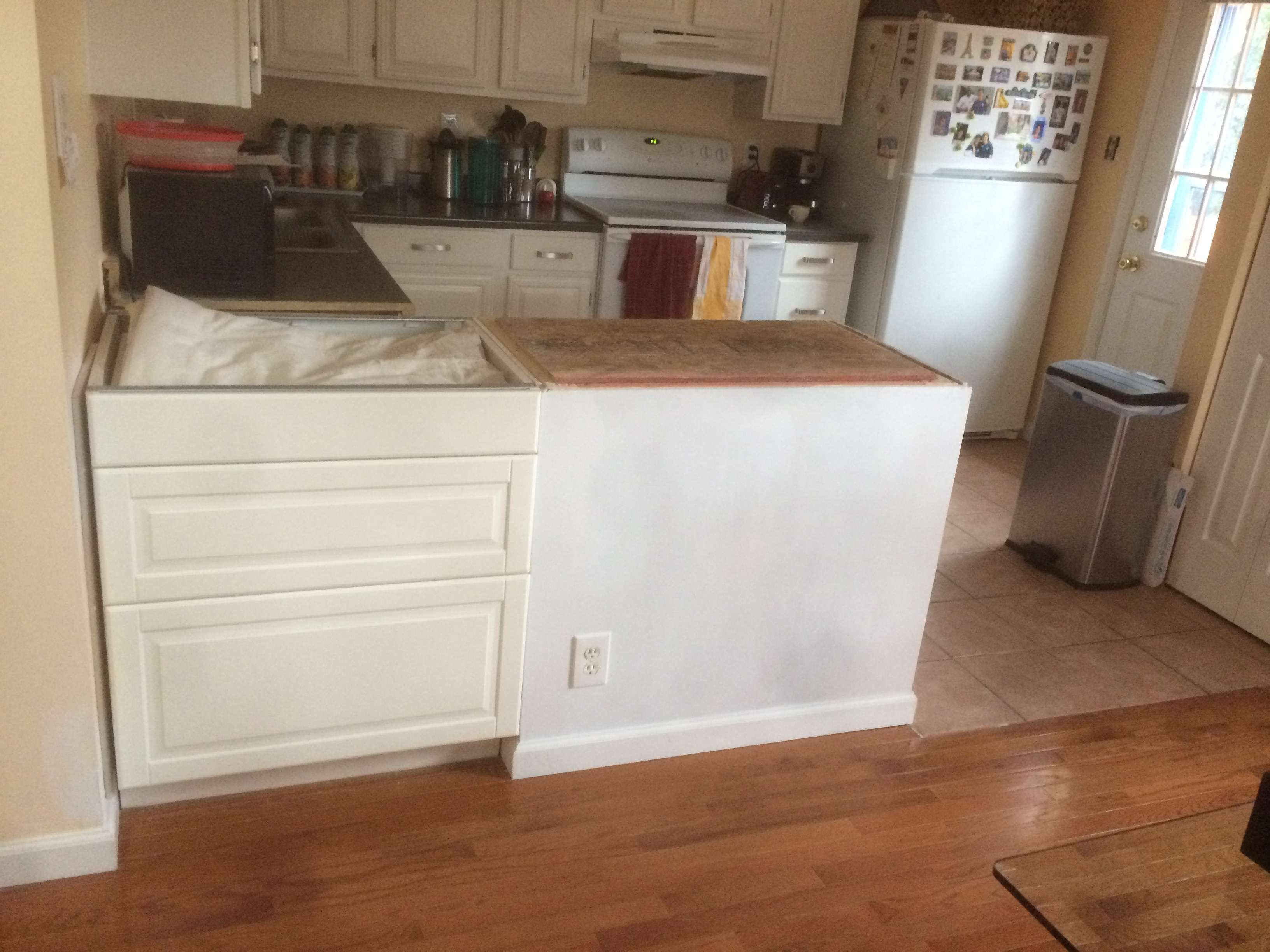 Falls Church kitchen reno 2