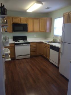 Leesburg kitchen before