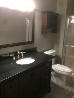 Potomac Falls bathroom after 2