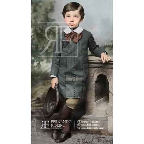 Albert Einstein (criança)