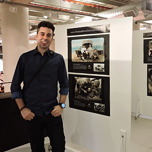 EXPOSITION: COLORING THE PAST by Fernando Ribeiro Colorization