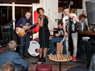 Photos from the Jam Café