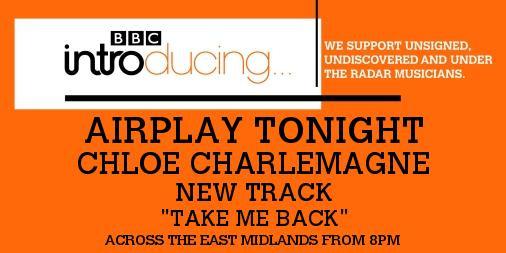 'Take Me Back' on BBC