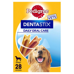 pedigree dentalstixx