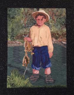 Dad Was Always a Fisherman