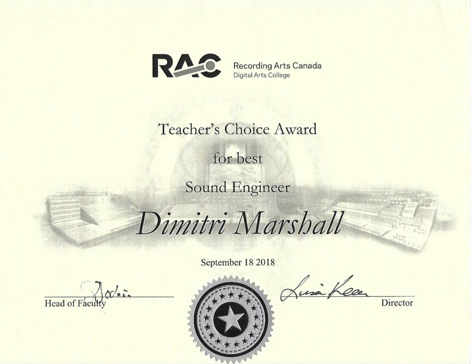 Dimitri Marshall - Best Engineer.png