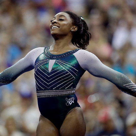 How Simone Biles Is Influencing The Mental Health Conversation