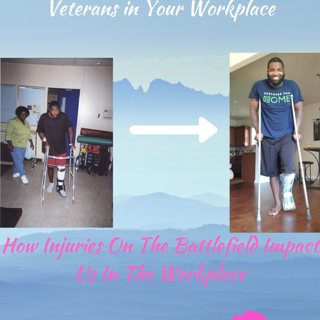 Disability & Inclusion: Veterans in The Workplace