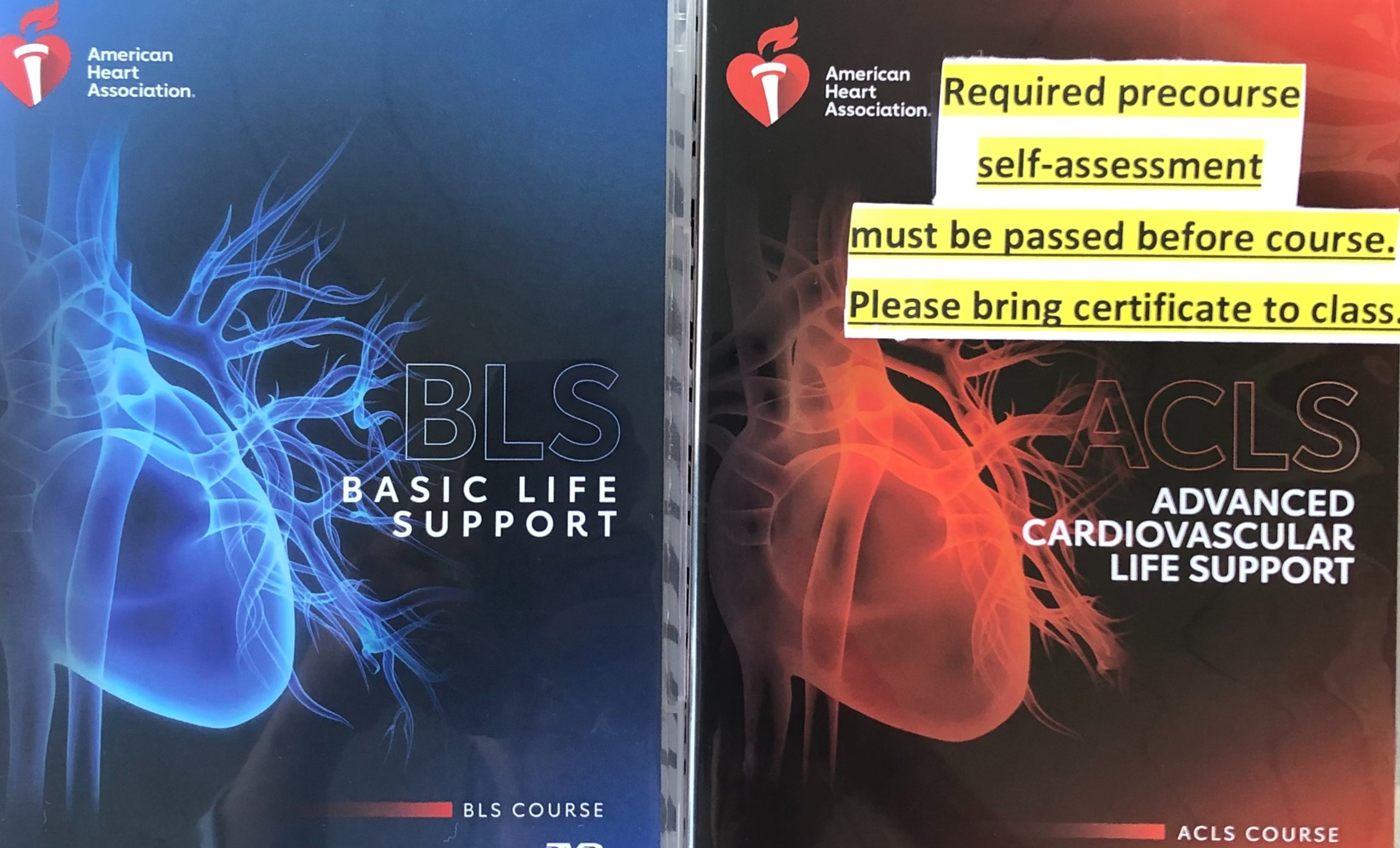 Combo ACLS & BLS RENEWAL