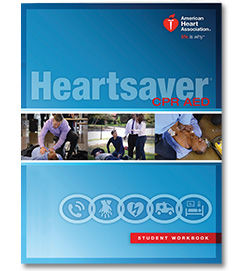 HEARTSAVER: CPR & AED (Only)