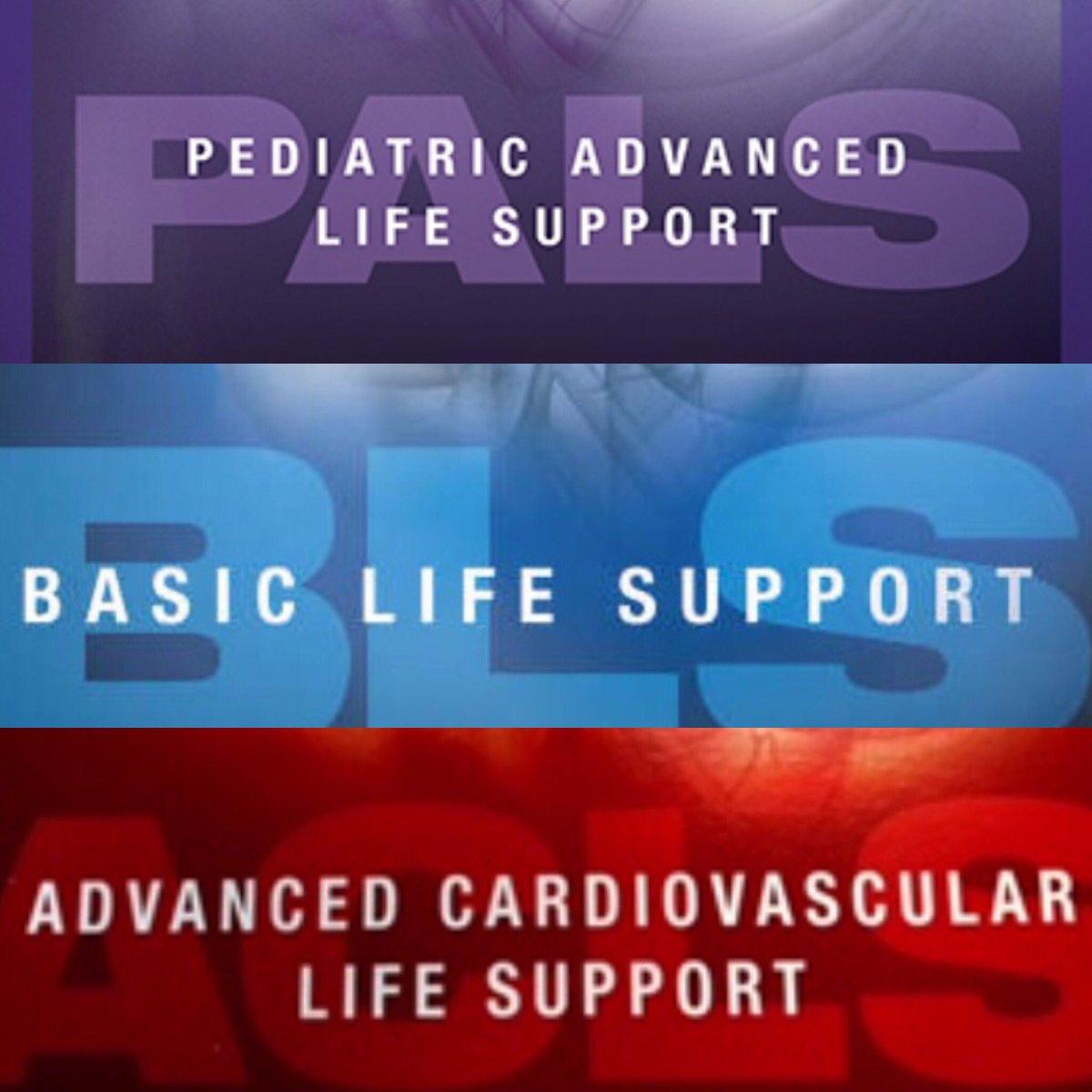 Triple Renewal BLS/ACLS/PALS *