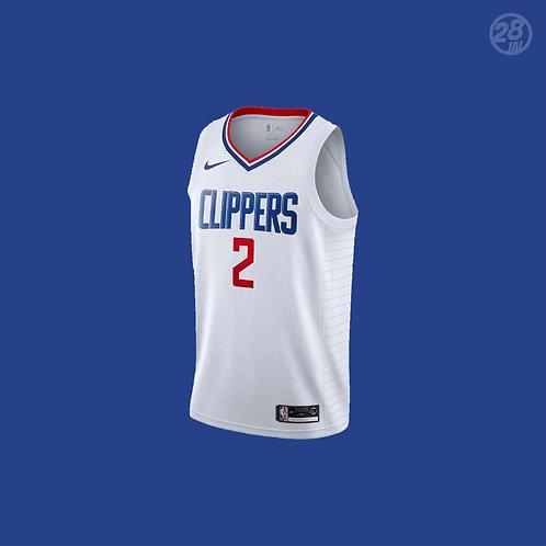 Clippers Kawhi Leonard Nike 2019-20 Association Edition Swingman Jersey