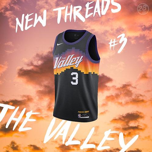 Suns Chris Paul Nike 2020-21 City Edition Swingman Jersey