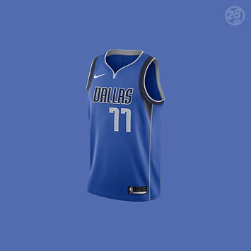 nike luka doncic mavericks icon edition