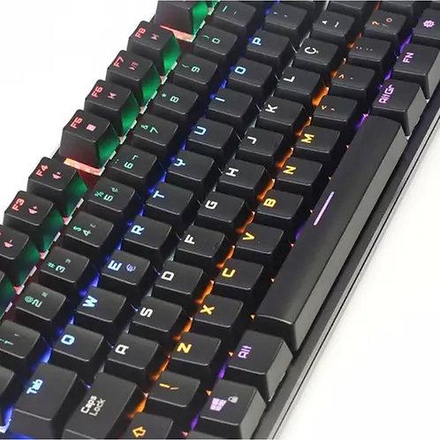 TECLADO GAMER RGB  KP-2050