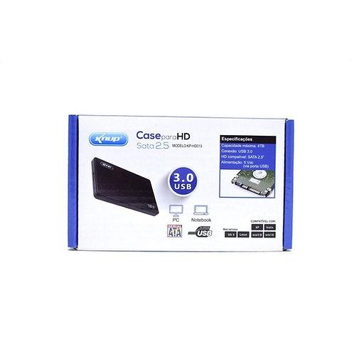 Case Para Hd Sata 2,5'' Notebook Usb 3.0 Slim KP-HD013