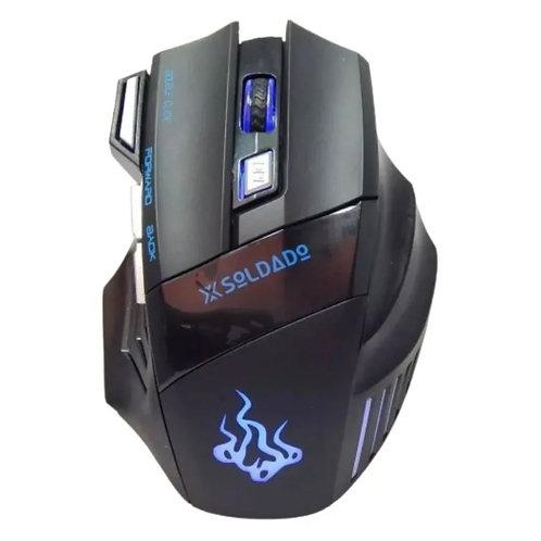 MOUSE GAME USB COM FIO ESB REF: GM-700