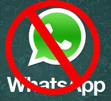 Falha no Whatsapp causa problemas aos usuários.