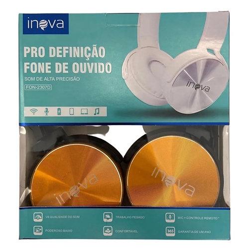 FONE DE OUVIDO S/FIO FON-2307D