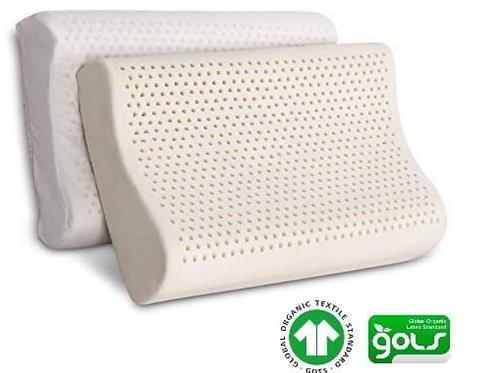Contour Dunlop Latex Pillow