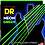 Thumbnail: DR Strings - Neon Green - Electric Guitar