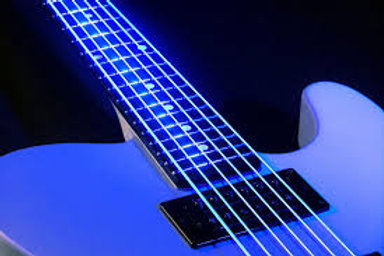 DR Strings - Pure Blue - Electric Guitar