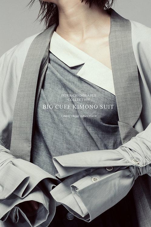 Big Cuff Kimono Suit