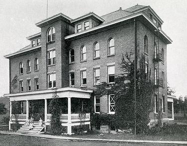 Salem Industrial Home For Girls (West Vi
